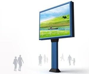 Светодиодные экраны с людьми